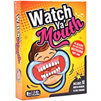 Watch Ya' Mouth Family Edition - The Authentic, Hilarious, Mouthguard Party Game