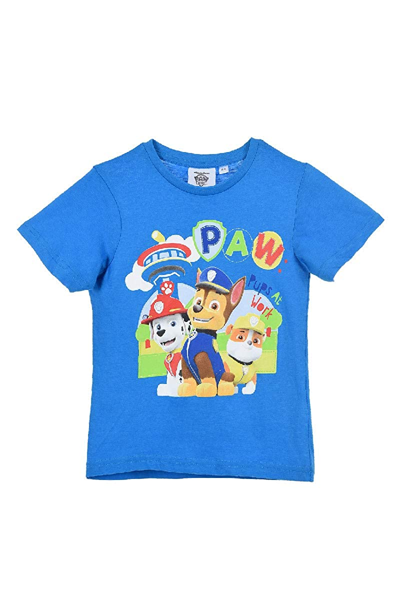Paw Patrol Jungen T-Shirt