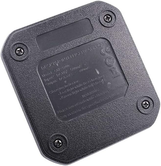 Bomcomi Di Ricambio per Baofeng UV-XR UV-9R pi/ù A58 BF-9700 Radio USB Li-Ion Radio caricabatteria Input 5V 1A