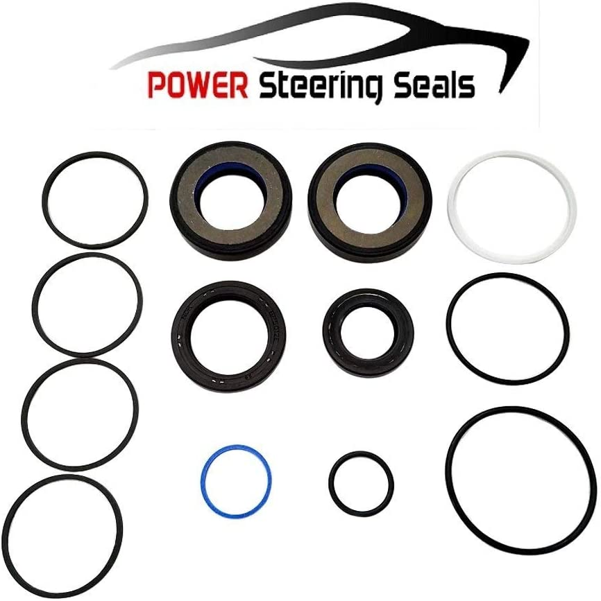 Power Steering Rack and Pinion Seal Kit for Honda Pilot Power Steering Seals
