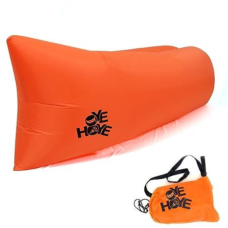 OYE HOYE 2nd Generation hinchable tumbona playa Sacos de dormir ...