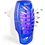 Iselector Bug Zapper- Electronic Insect Killer Mosquito Killer Eliminates Flying Pests Night Lamp