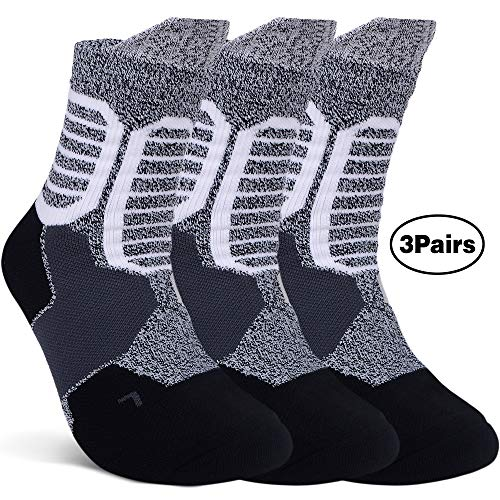- Thick Protective Sport Cushion Elite Basketball Compression Athletic Socks