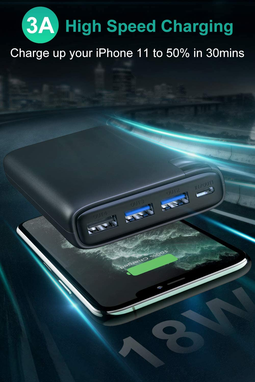 Portable Charger 26800mAh Ultra High Capacity