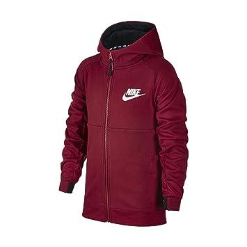 Nike B NSW Hoodie FZ Av15 Sudadera, Niños: Amazon.es: Deportes y aire libre