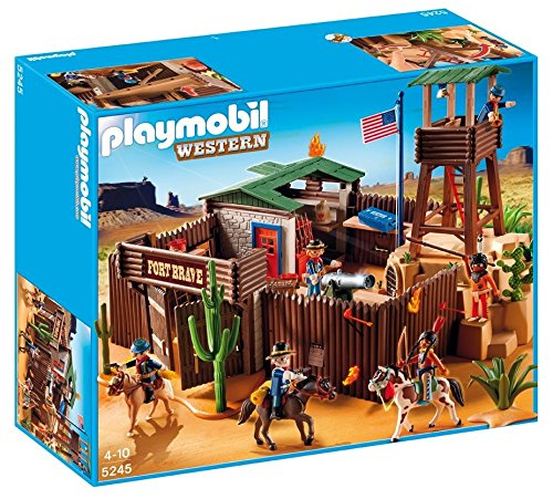 PLAYMOBIL Western Fort by PLAYMOBIL®