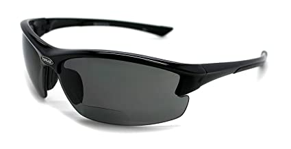 ff6643ec65 Eye Ojo Renegade Patented Bifocal Polarized Reader Half Rim Men s Fishing  Sunglasses 100% UV Protection