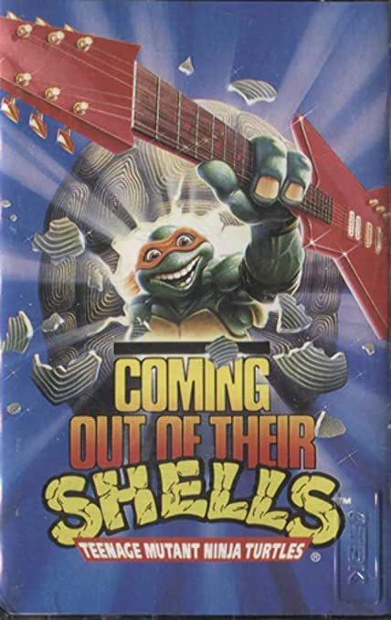 Amazon.com : Teenage Mutant Ninja Turtles: Coming Out of ...