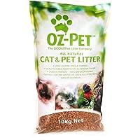 Oz-Pet CLOP10 All Natural Cat and Pet Litter, 10kg