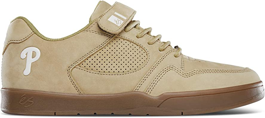 eS Skateboard Shoes Accel Slim Plus Tan