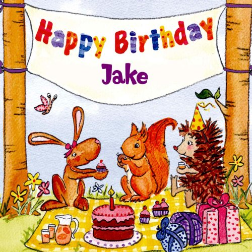 Happy Birthday Jake By The Birthday Bunch On Amazon Music