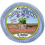 Digger's RootGuard 2-Gallon Gopher Wire Speed Baskets (2-Pack) – Gopher Baskets Made For Fast Installation – Effective Gopher