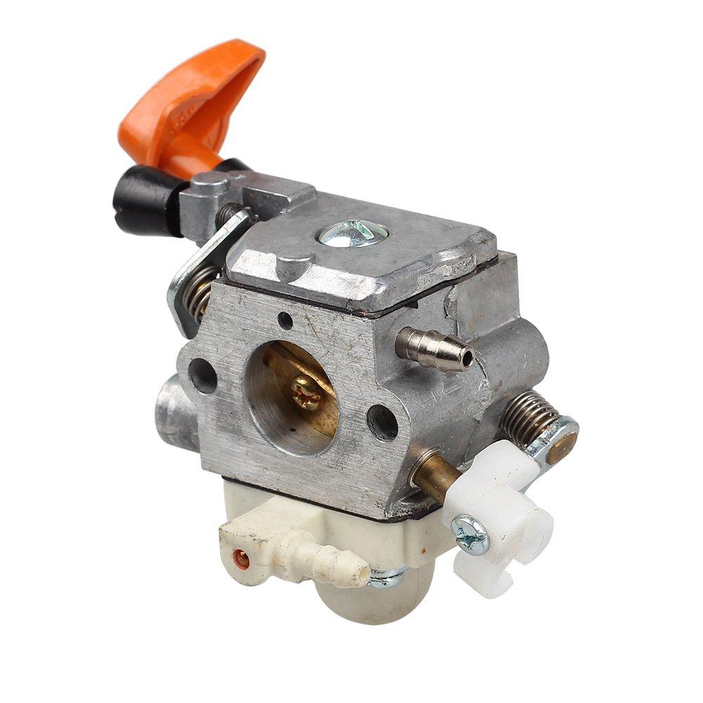 Amazon.com: hilom carburador para STIHL FS40 FS50 FS56 FS70 ...