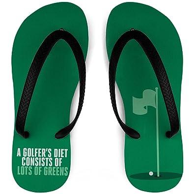 Golf Flip Flops Lots Of Greens