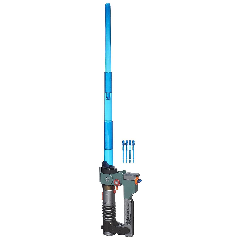 Star Wars Esra Bridger Lichtschwert Blaster