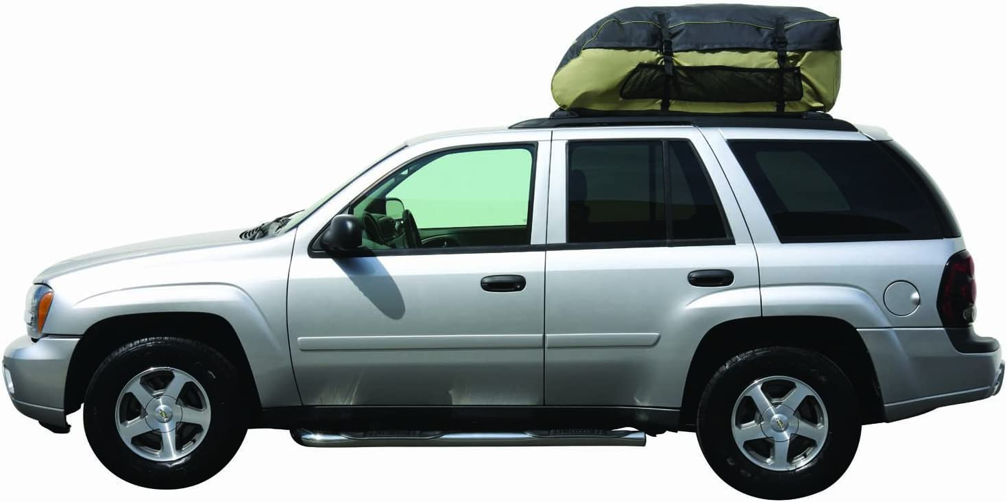 Pilot Automotive Navigator CG-09WD Aerodynamic Waterproof Cargo Carrier 18 Cubic Feet