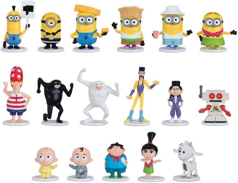 Einfach unverbesserlich 3 Ich sortiert MTW Toys 20133 Sammelfigur im T/ütchen