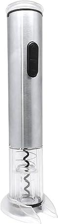 Vinbouquet - Sacacorchos eléctrico, Plata