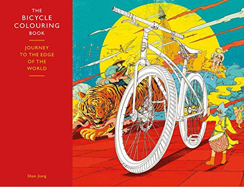 The Bicycle Coloring Book: Journey to the Edge of the World (Top 10 Best Bmx Bikes)