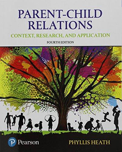 Parent Child Relations W/Access