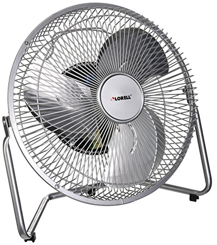 Price comparison product image Lorell LLR33982 2-Speed Heavy Metal Fan