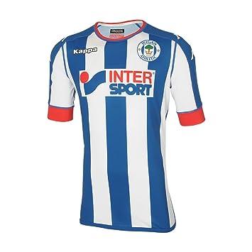 Kappa 2016-2017 Wigan Athletic Home Football Soccer T-Shirt Camiseta
