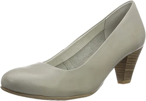 Tamaris Damen 22400 Pumps, grau