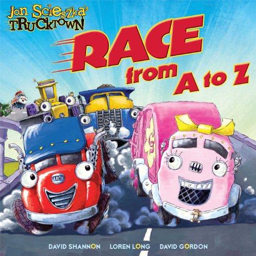 Race from A to Z (Jon Scieszka