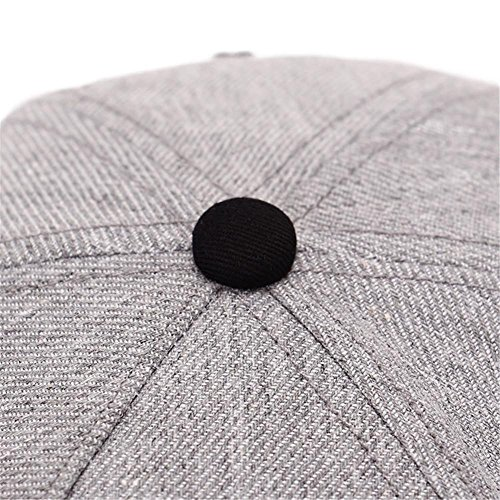 AxiEr NEW Classic Men Women Plain Hat Adjustable Baseball Cap