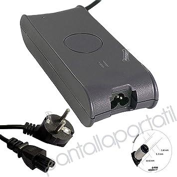 IFINGER Cargador 90V DELL Latitude E6400 ATG 19.5V 4.62A AC Adapter Nuevo Y Desde España: Amazon.es: Electrónica