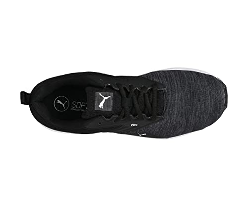 4c8334256420f3 Puma Black Men Comet IPD Sports Shoes  Buy Online at Low Prices in India -  Amazon.in