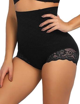 0a1b6623e16 Hourglass Figure Butt Lifter Shaper Panties Seamless Body Shapewear Boy  Shorts Tummy Control Panty Underwear Black