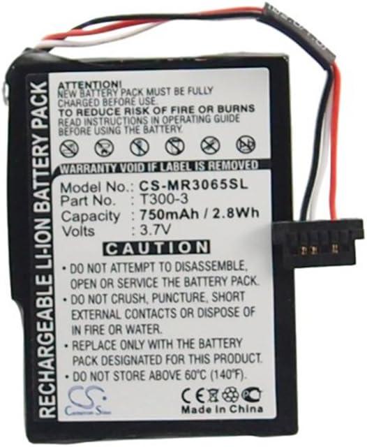 GPS Battery for Magellan RoadMate 3065 3065T-LM 3055-MU 3055T-LM 5220-LM RM5220SGLUC 3055 5220 T300-3