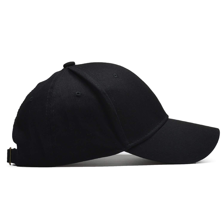 Ron Kite Black Pattern Cap Hip Hop Hat Mens Baseball Cap Women Hip Hop Trucker Cap Gorras para Hombre