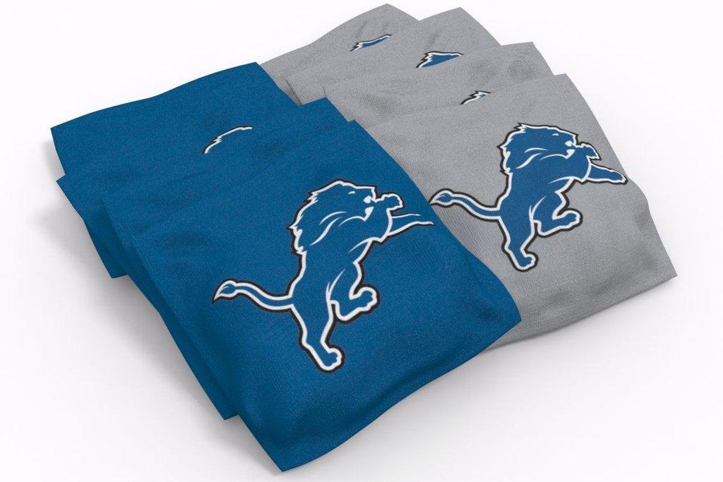 PROLINE NFL Detroit Lions 2'x4' Cornhole Board Set - Logo Design by PROLINE (Image #3)