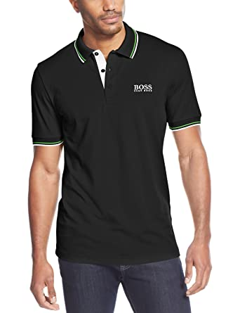5ad77cfff Amazon.com: Hugo Boss Boss Green Mens Paddy Pro 10143643 01: Clothing