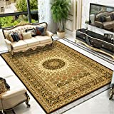 MIRUIKE Modern Abstract Area Rugs for Living Room Hypoallergenic Non-Slip For Sale
