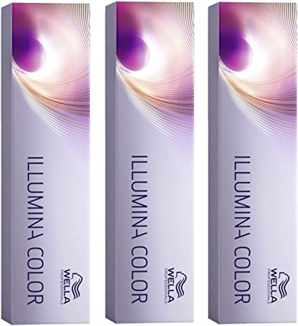 Wella Professionals Illumina Color 10/69 rubio claro violeta Cendre 60 ml