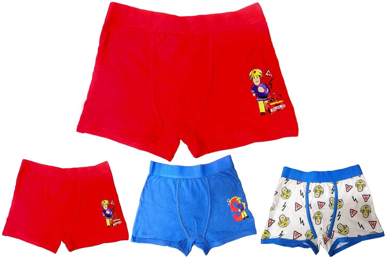 6 Pack Mädchen Unterwäsche Baumwolle Boxershorts Unterhose Slip Gr 98//146