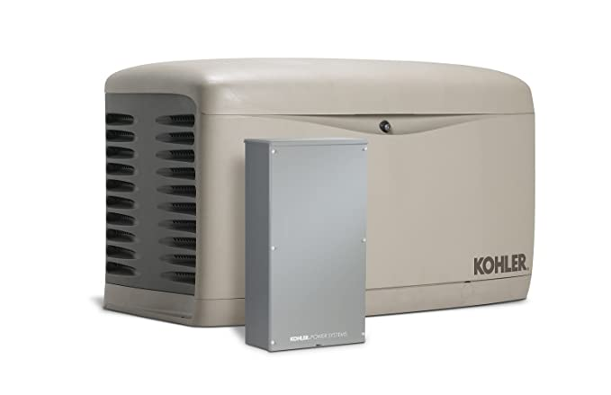 Best Whole House Generator :Kohler 20RESCL-200SELS Air-Cooled Standby Generator