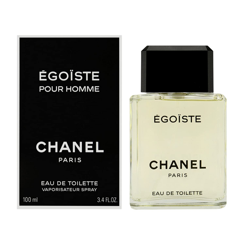Chanel Egoiste Eau de Toilette Vaporizador 100 ml