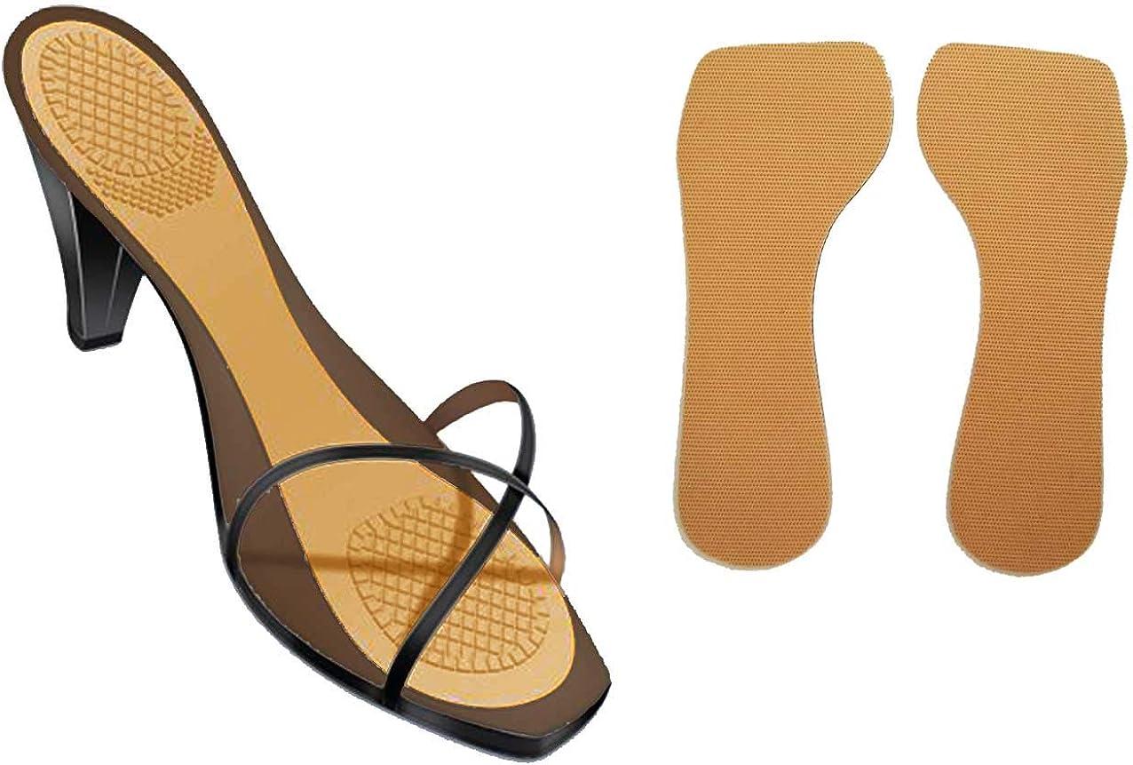 VITAL FOOT - Plantilla Látex AntiDeslizante Tacón Señora Masaje