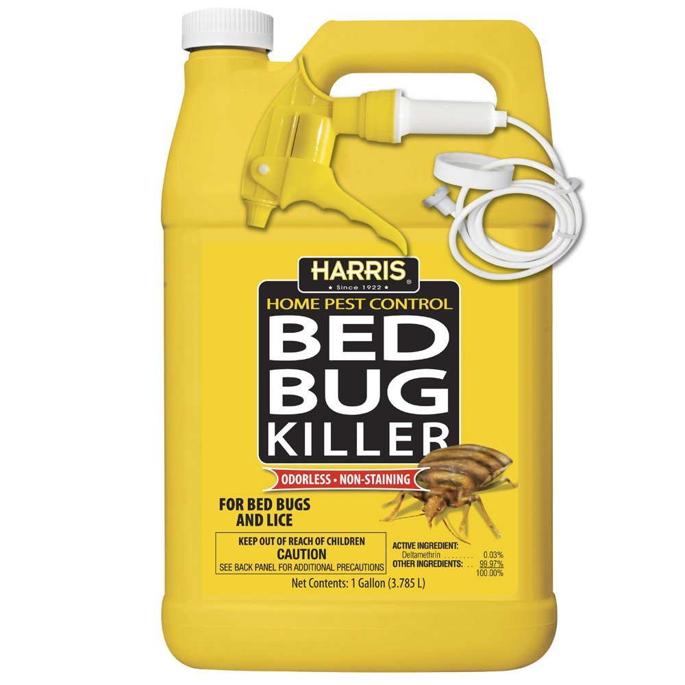 Harris Bed Bug Killer Review