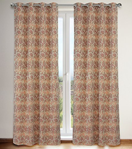 Brown Curtains