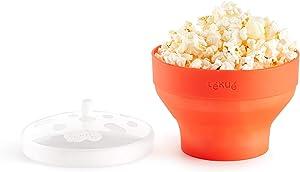 Lékué Mini Pop Corn, Single portions in Microwave