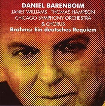 Amazon.com: Ein Deutsches Requiem: Music