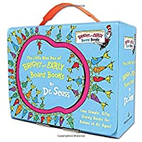 The Little Blue Box of Bright and Early Board Books by Dr. Seuss (Bright & Ea...