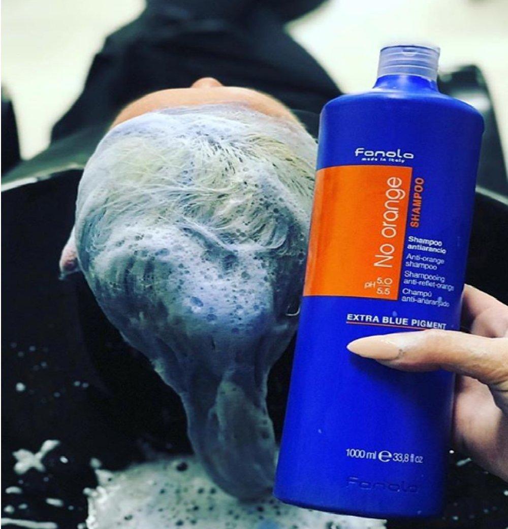 Fanola No Orange Shampoo, 350 Milliliter by Fanola (Image #3)