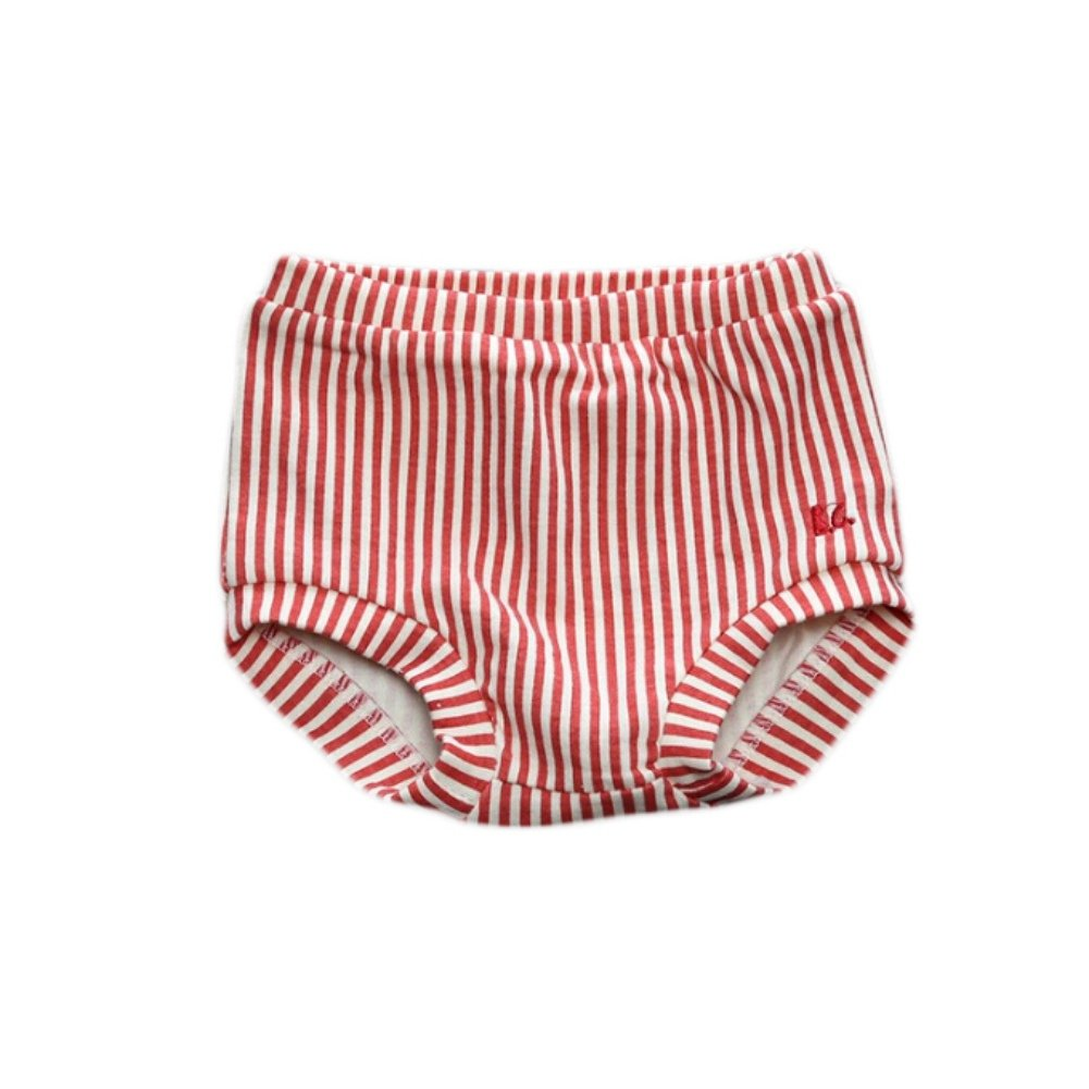 Balai Newborn Baby Cute Underwear Candy Color Stripe Briefs Knickers PP Pants