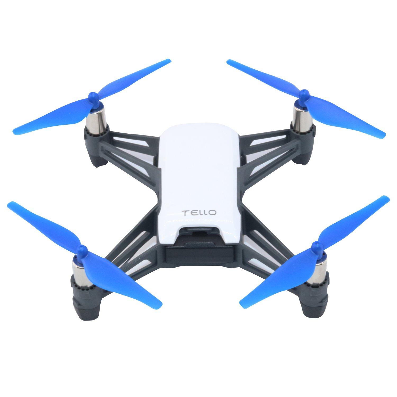 PENIVO Tello Propeller Set,Quick Release Props Blades H/élices para DJI Tello Drone Accessories